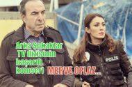 """Arka Sokaklar TV dizisinin başarılı komseri Merve OFLAZ, """" Yeni bölümüyle  18 Eylül Cuma günü saatinde Kanal D ekranlarındayız"""""""