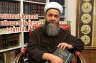 Cübbeli Ahmet nihayet  ifadeye çağrıldı