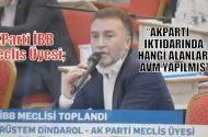 AKP'li Meclis Üyesi sordu: AK Parti iktidarında hangi alanlar AVM yapılmıştır?
