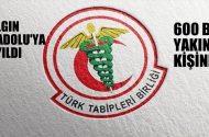 TTB:  Salgın İstanbul'dan Anadolu'ya yayıldı