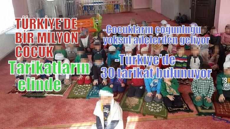 Prof. Dr. Balcı: Türkiye'de bir milyon çocuk 30 tarikatın  elinde