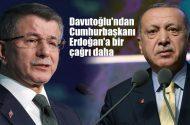 Davutoğlu, Cumhurbaşkanı Erdoğan ile her zeminde tartışmaya…