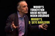 Moody's Türkiye'nin kredi notunu neden düşürdü?