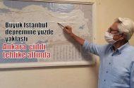 Prof. Dr.  Pampal: 'Büyük İstanbul depremine yüzde 80 yaklaştı