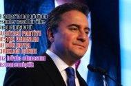 """Ali Babacan: """"28 Şubat'ta hor görülen kesimler nasıl bir ülke hayal etmişlerdi?"""