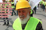 65 yaş üstü vatandaşlar inşaatta çalışıyor