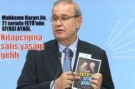 Mahkeme kararı: CHP'nin '21 soruda FETÖ'nün siyasi ayağı' kitapçığına satış yasağı geldi