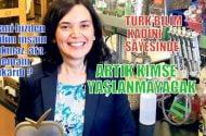 Türk bilim kadını sayesinde, artık kimse yaşlanmayacak