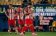 Türk futbolu güç kaybediyor