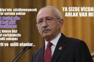 Kılıçdaroğlu: Türkiye'nin çözülemeyecek hiçbir sorunu yoktur
