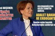 Meral Akşener: Benim evim basıldı, Kılıçdaroğlu saldırıya uğradı