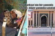 Yeni Türkiye'nin bir yanında sefalet, diğer yanında şatafat !
