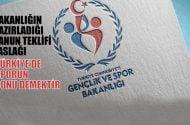 """CHP'li Adıgüzel: """"Bakanlığın hazırladığı kanun taslağı teklifi  Türkiye'de sporun sonu demek"""""""