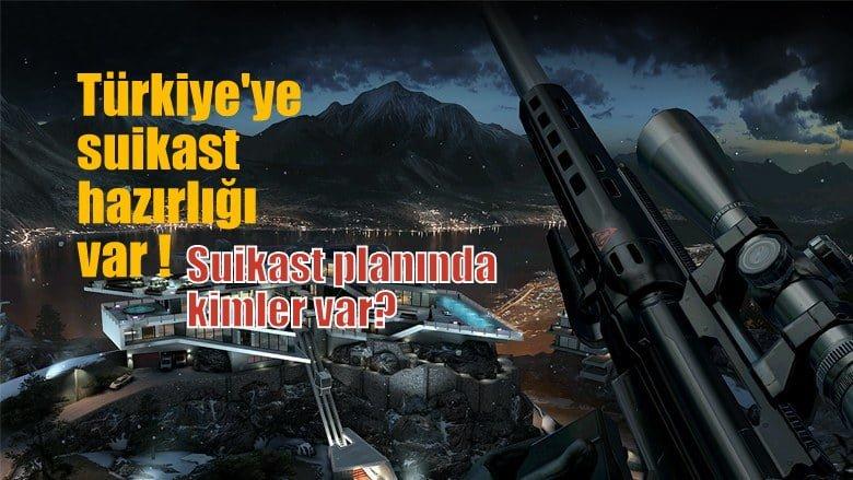 Genelkurmay Eski Başkanı Pekin: Türkiye'ye suikast hazırlığı var !