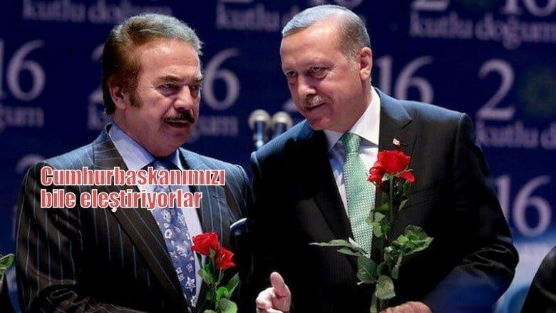 Orhan Gencebay: CHP'ye Atatürk'ün partisi demek doğru değil