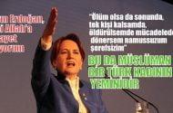 Meral Akşener: Seni Allah'a şik3ayet ediyorum sayın Erdoğan.