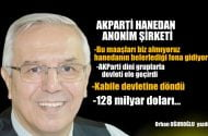 Yeniçağ Yazarı Uğuroğlu: AKParti Hanedan Anonim Şirketi
