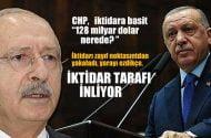 """Habertürk Yazarı Altaylı: Anamuhalefet partisi basit """"128 milyar dolar nerede"""" sorusunu sordu…"""