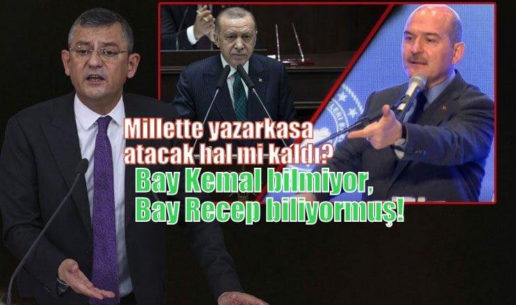 """CHP'li Özgür Özel: """"Millette yazarkasa atacak hal mi kaldı?"""""""