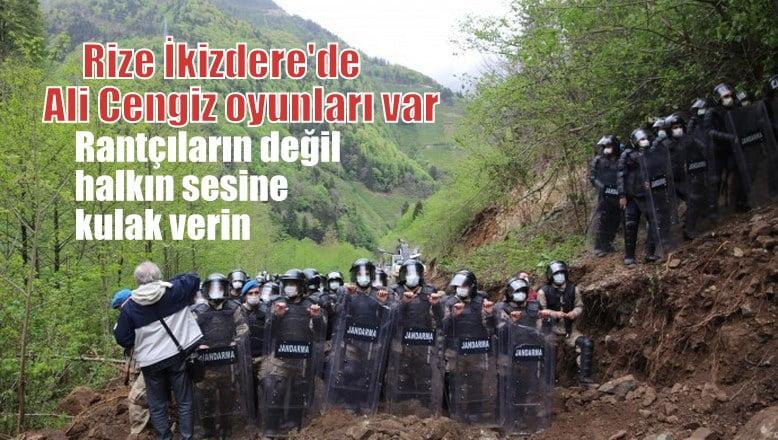 İYİ Partili Örs: Rantçıların değil halkın sesine kulak verin