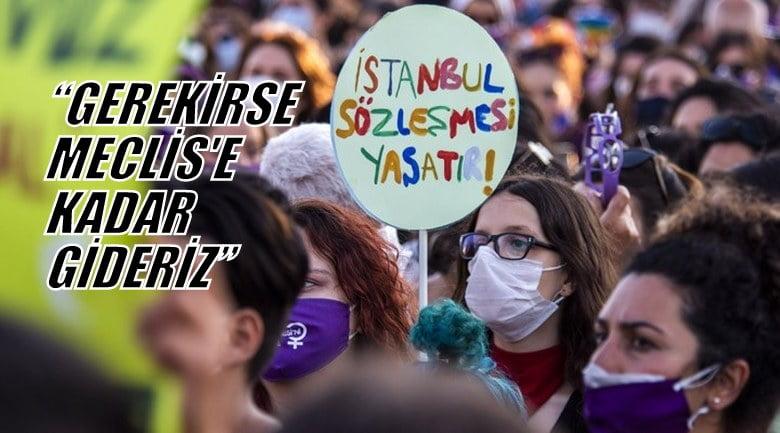 'İstanbul Sözleşmesi 1 Temmuz'da yürürlükten kalkacak