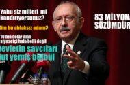 Kılıçdaroğlu: Yahu siz milleti mi kandırıyorsunuz?