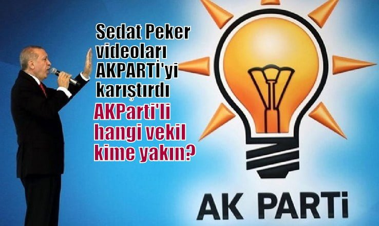 Fehmi ÇALMUK: Sedat Peker'in videoları AKPARTİ'yi karıştırdı!