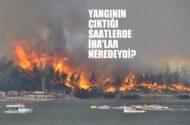 CHP'li Ulaş: Yangın çıktığı saatlerde  İHA'lar neredeydi?