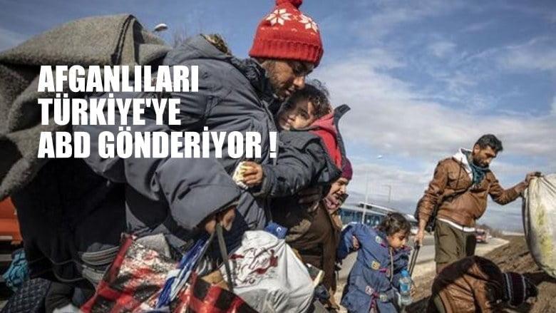 Korkusuz Yazarı Yarkadaş: Afganlıları Türkiye'ye ABD gönderiyor !
