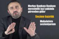 Ekonomist İbrahim Kahveci: Merkez Bankası Başkanı mevsimlik işçi, yakında görevden gider