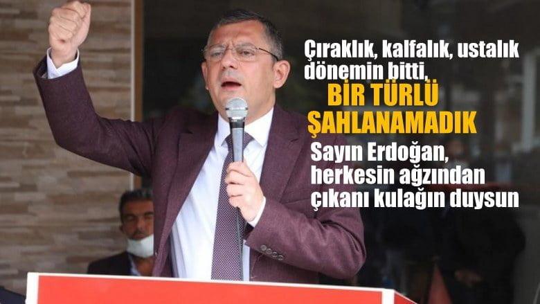 CHP'li Özel'den Sağlık Bakanı Koca'ya çağrı