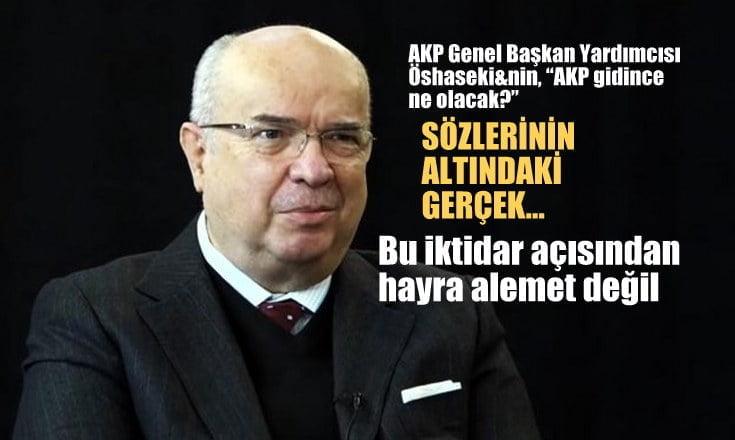 Gazeteci Fehmi Koru, AKP'li  Özhaseki'nin sözlerinin altında yatan gerçek..