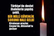 CHP'li Başarır: Türkiye'de ihalelerin yapılış şekli, bir milli güvenlik sorunu haline geldi'
