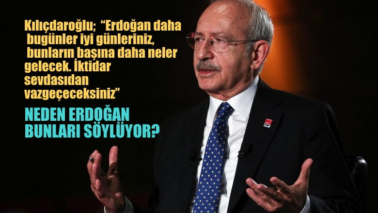 CHP Lideri Kılıçdaroğlu suikast iddiasına…