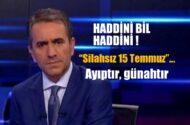 Yeniçağ Yazarı Murat İDE: Haddini bil, haddini!