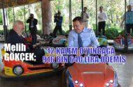 AKP'li eski Ankara Büyükşehir Belediye Başkanı Gökçek, Belediyenin parasını oyuncak etmiş