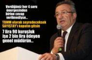 CHP'li Altay: Verdiğimiz her 4 soru önergesinden birine cevap verilmediyse…